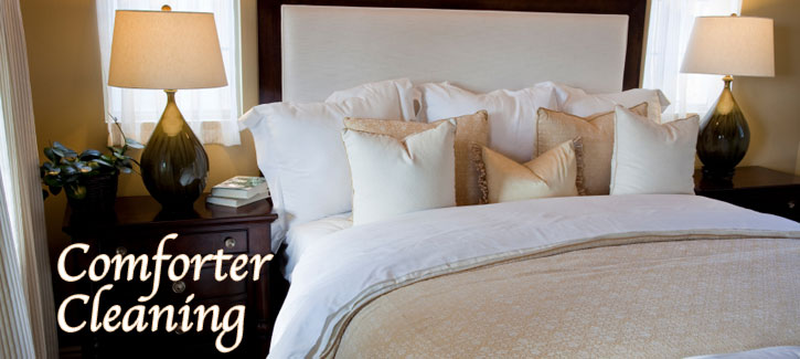 Comforter Cleaning
