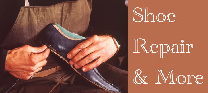 shoe service - more than just shoe repair