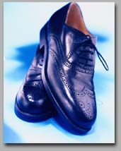 Pilgrim Cleaners offers complete shoe service, from repairs to polishing, shoe dying, shoe resole and more.